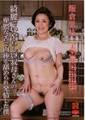 綺麗でいやらしい叔母さんの卑猥な舌で肉棒を舐められ発情した僕 飯倉里枝