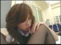 女子校生黒タイツレズ1 名波ゆら・宮崎香穂18