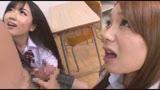 超ギャル Wブチギレ手コキ!!36