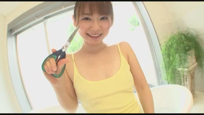 【美少女セックス動画】童顔の上原亜衣とつぼみの3Pソープセックス