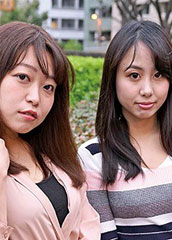 beforeるい&ゆかafter