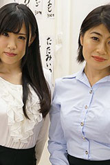 beforeしおり&りおなafter