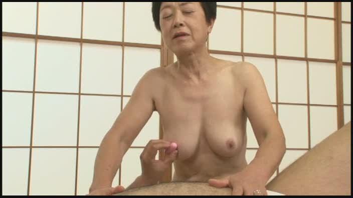古希熟女 膣内射精 田原伸江75歳