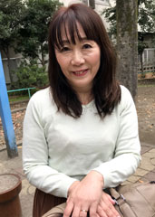 before応募してきた人妻 杉山ちづる 59歳after