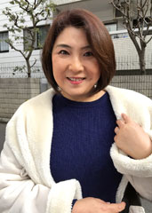 before応募してきた人妻 山本よしみ 51歳after