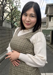 before応募してきた人妻 滝沢まりこ 51歳after