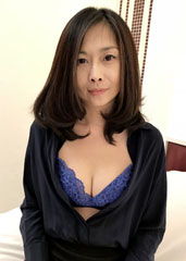 before応募してきた人妻 黒木れいこ 51歳after