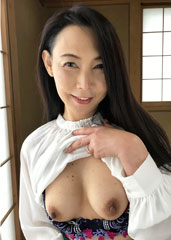 before応募してきた人妻 月野まどか 52歳after