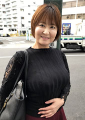 before応募してきた人妻 守谷たかこ 52 歳after