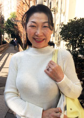 before応募してきた人妻 日野楓 56 歳after