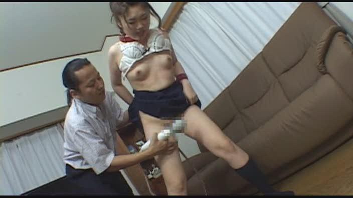 素人制服娘のレズっこ見せ合いオナニー♥Vol.05