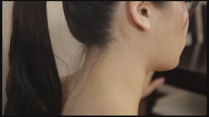 唇フェチ 口をとがらせてタコチューしてチュッチュする動画