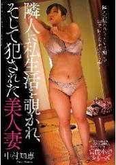 before隣人に私生活を覗かれ、そして犯された美人妻 中村知恵after