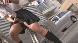 自転車の椅子に媚薬を塗られ通学路でも我慢できずサドルオナニーをするほど発情しまくる女子校生16