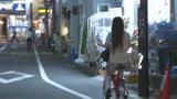 自転車の椅子に媚薬を塗られ通学路でも我慢できずサドルオナニーをするほど発情しまくる女子校生29