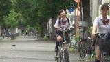 自転車の椅子に媚薬を塗られ通学路でも我慢できずサドルオナニーをするほど発情しまくる女子校生3