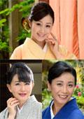 三ツ星テクで男をもてなす旅館の女将さん 3 浅井舞香49歳/川上ゆう38歳/中山香苗44歳