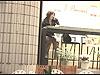 遠隔露出 リモコンバイブと一人の女 明乃夕奈4