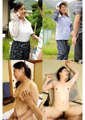 beforeセックスが大好きな田舎のおっかさん 長野・松本 / 福島・白河編 咲良しほ 43歳・大槻美登利 61歳after