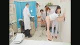 羞恥 男女混合発育身体測定27