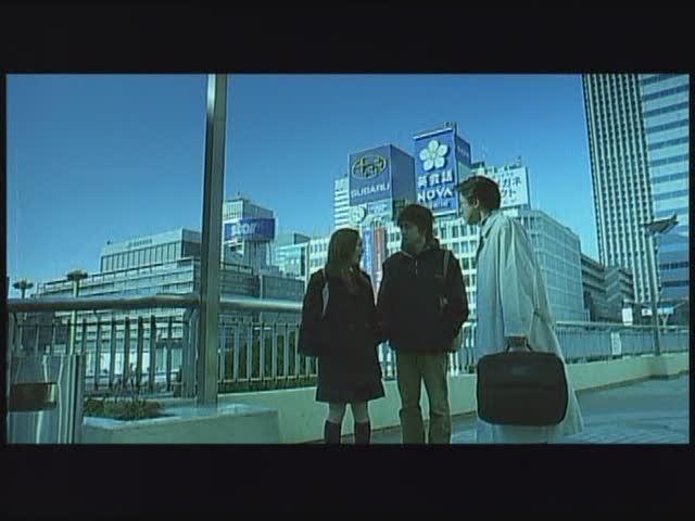 - エロ動画 💕【乱交・3P】池袋駅前立ちんぼ主婦(巨乳)と3P💕