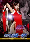 スーパーヒロイン危機一髪!!Vol.34 邪妖バスター・幽子 ヒロコ
