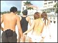 海水浴場で島SHIMANCHU人を巨乳ビキニ隊が逆ナンパ!!6