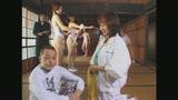淫行女学園 新体操部 夏休み合宿スペシャル リボンで縛ってフープで腰フリ棍棒でアソコはヌールヌル!6