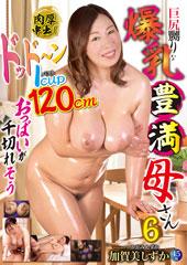 爆乳・巨尻嬲りな豊満母さん 6 加賀美しずか 45歳