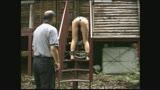 刺青奴隷妻 女体蝋染め鞭打ち針貫通4