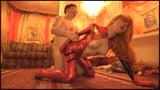 (羞恥)ババコス!(BBA)松坂◯子似の肉体を持て余しすぎた奥さんを惣流ア◯カラングレーにしてグリグリにしたった件【中田氏】後編 三雲ゆり子奥様 47歳20