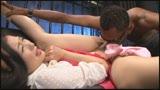 黒人初解禁 黒人巨大マラVS北川美緒28歳 美しすぎるドMの人妻2