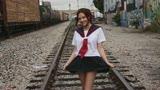 パイパンヌード〜無修正・ロ●ータ・LAブロンド美少女〜キャサリン・レイン 3