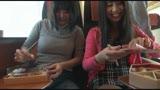 女子旅001 女友達二人のプライベート自撮り撮影旅行3