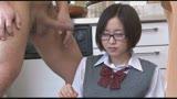 「勉強よりもセックスにハマりたい!眼鏡をかけた生徒会女子校生が仕掛ける初めてのウブ濡れパンチラを見逃すな!」VOL.1/