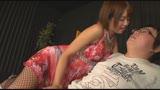 キレイなお姉さんの背後からの寸止め手コキ 2 (キャバ嬢編)1