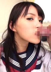 【フェラすぺ】ちんシャブ乙女倶楽部 ごっくん女子校生 波木はるか