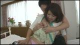 父さんが戻ってくるまであと1分!!突如ムラムラしてきちゃった母と息子の抑えきれない猛烈交尾!! 笹山希 37歳24