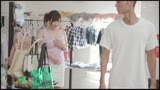 【公然羞恥】ピチピチ着衣巨乳で接客させられたバイト娘28
