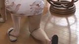 夫婦ゲンカで家出してきた隣の奥さん〜背徳感のある壁一枚向こう側の浮気セックス〜 円城ひとみ 47歳25