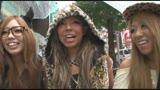 これが渋谷最先端の童貞狩り!!超ド派手ギャル5人組ベロチュー手コキ逆ナンパ!!Vol.0214