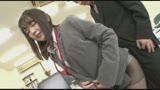 ソソる女子社員がボクに黒パンストを見せつけて勃起させ、逆素股でヌイてくれた!!21