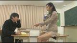 憧れの先生が上はスーツ、下はブルマでオナニー!?いつもボクに優しくて美人な先生のオナニー姿を見てしまった!しかもブルマ姿で、学校にオナニーグッズを持参してまで!!12
