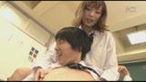 今女子の間でメチャ流行!男子の乳首を責めてチ○ポをオモチャにする動画のSNS投稿!学校内で突然ソソる女子に後ろから乳首を摘ままれ悶絶!/