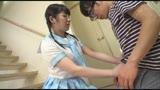 セーラー服熟女恥ずかしいパンツの染み 新川愛七 35歳14