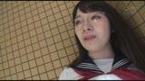 セーラー服熟女恥ずかしいパンツの染み 新川愛七 35歳6