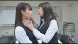 濃厚接吻レズオフィス 先輩OLは新人女子社員に誘われて女同士の快楽に目覚めてしまう 梨々花18