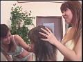女装M男 快楽遊戯・ペニバンW調教 萌子の場合9