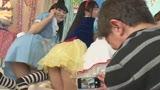 コスプレパーティーで我が家に集まった妹の友達の過激な衣装に思わずフル勃起してしまったボクは、妹にバレないよう無邪気なコスプレ尻をハンパない勢いで全員堪能してイキまくった!2