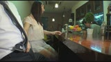 近所の奥さんが集まる昼下がりのセレブカフェ、夫には見せたことがないミニスカパンチラで俺のチ○ポを誘い尻に擦りつけ店内で挿入させられた!22